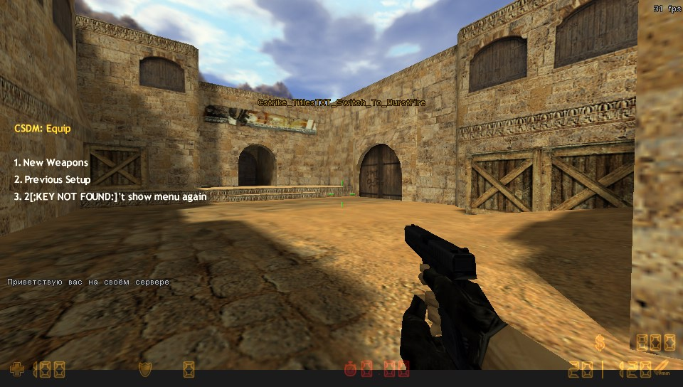 Vitaxash 3d Half Life Port Updated To Version 4 Counter Strike