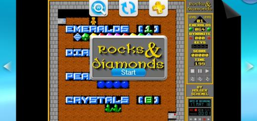 Rocks'n'Diamonds released for the PSVita, TheFlow gives more specific ETA and VitaQuake 3.0 released