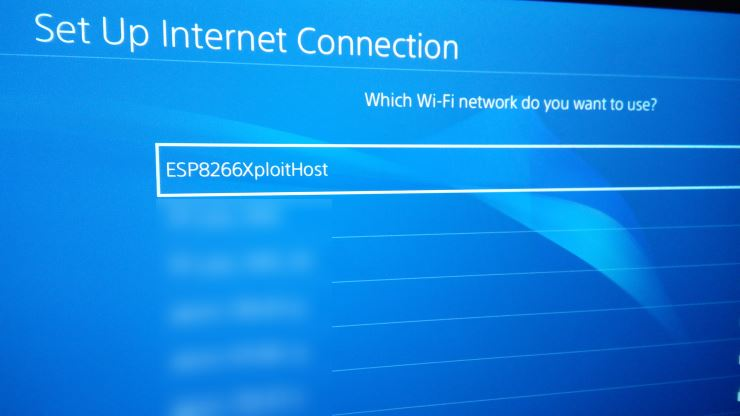 How to: set up the 5 05 PS4 exploit on your ESP8266 Device (Windows