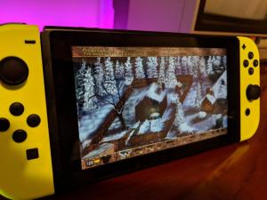 This week in Switch homebrew (May 25 - June 1): Postal , HOTA, Another World ports and more!