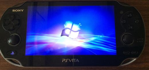 Custom Boot Splash released - Make your PSVita/PSTV's boot screen great again!
