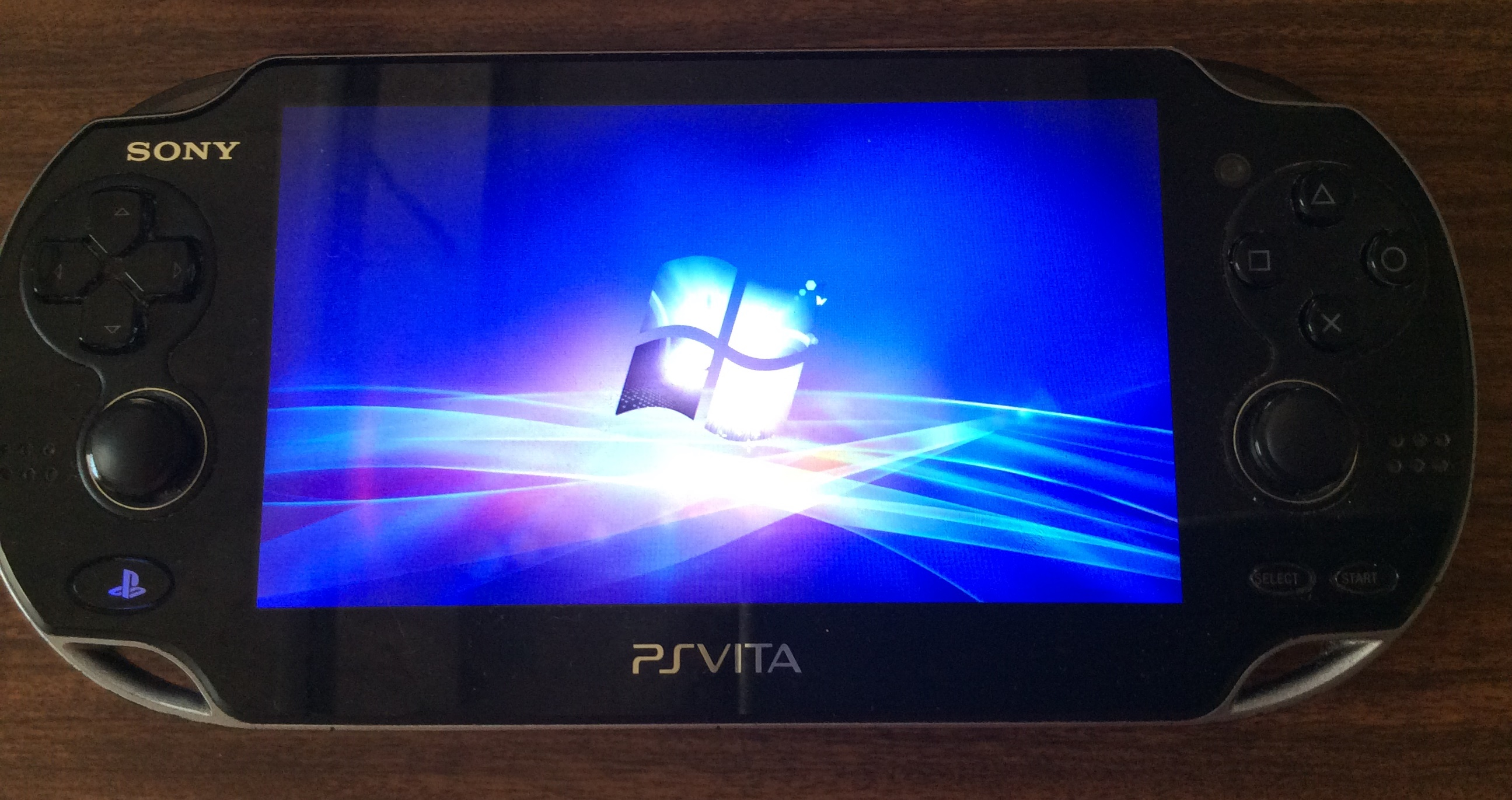 Custom Boot Splash plugin for the PSVita / PSTV released