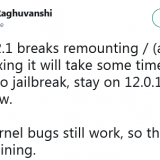 iOS 12 jailbreak coming soon thanks to umanghere's exploits!