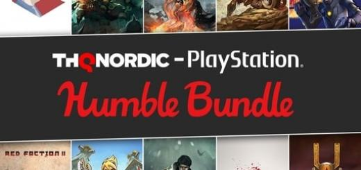 discounted PS4 games THQ Nordic