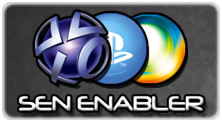 PS3 FW 4 84 Compatibility Releases: SEN Enabler 6 2 2, HAN
