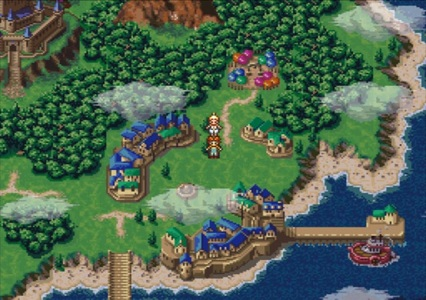 chrono-trigger-world-map - Wololo net