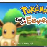 Pokemon Let's Go booting and semi-playable in Yuzu emulator!