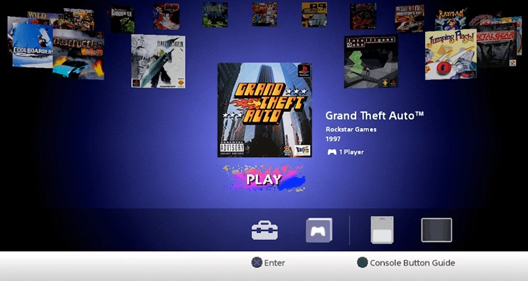 PlayStation Classic Hacking: You can now load any PS1 game