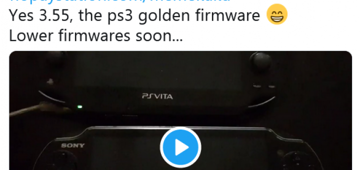 MemeKaku released - You can now hack FW 3.55/7 PSVita and PSTV consoles!