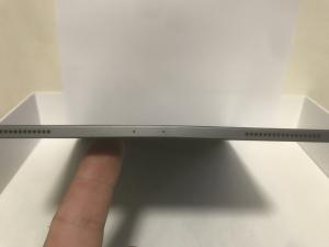 Apple's latest iPad Pro models... with more bending!