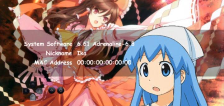 Adrenaline 6.8 releases: H-Encore 2.0 support, PS1 slowdowns fixed and a new screem filter added