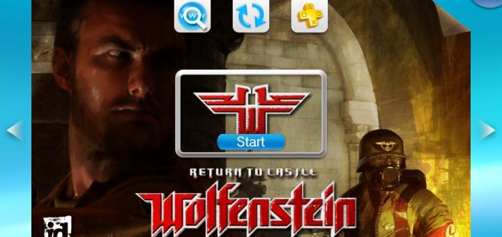 Return To Castle Wolfenstein ported to the PSVita and a quick look at Game Jam entries!