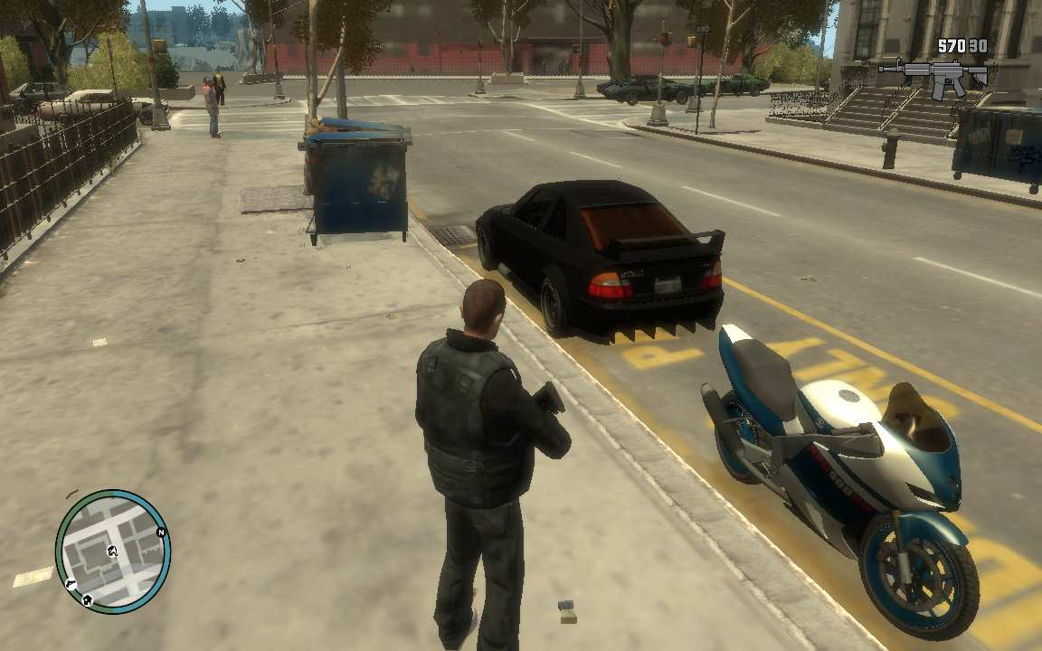 Mostly finished GTA IV Beta Build for the PSVita leaked and