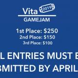 PSVita Game Jam 2019 Has Now Started - Original Homebrew Game Submissions are accepted until April 23