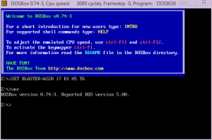 DOSBox 0.74-3 and MAME 0.211 released
