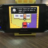 Deltarune released for the PSVita!