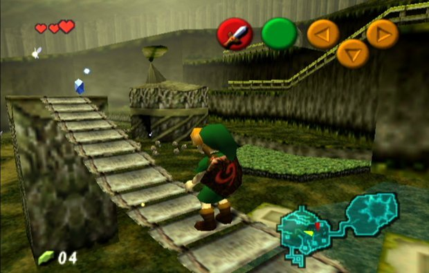 A look at the last sliver of hope for Nintendo 64, high-res