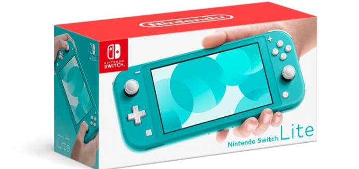Nintendo Switch Lite Announced!