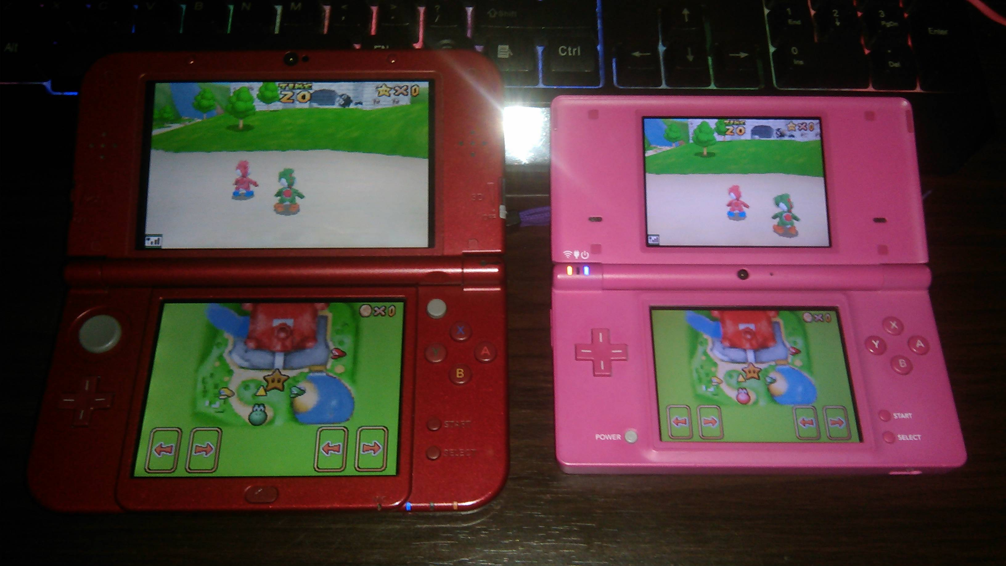 3Ds Future Releases news: developer starts to work on native resolution psp