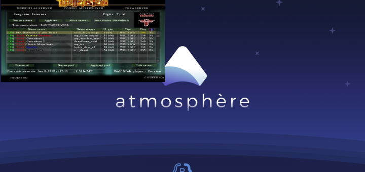 Atmosphere 0.9.3 and vitaRTCW 0.2 released!