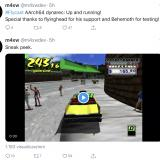 Emulation News: mGBA 0.7.3 with many fixes and better Cheat View UI; Flycast (Dreamcast Emulator) coming to the Switch with JIT thanks to m4xw!