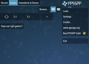 PPSSPP 1.9 released & Full Speed PS1 Emulation on 3DS