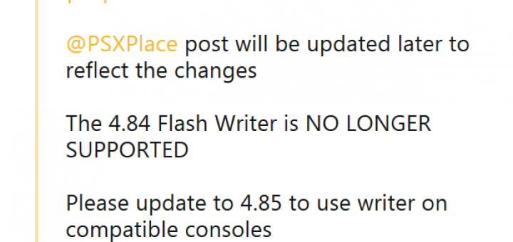 PS3 & Switch News: HFW 4.85 Flash Writer released allowing CFWs to be flashed on compatible PS3 models and melonDS 0.8.3 is out for the Nintendo Switch!