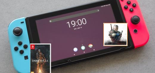 Switch News: Android on Switch making great progress with deep sleep support and auto-rotation now working, Dark Souls Ascension Mod released and a mod to get full quality audio in the Witcher 3 is out!