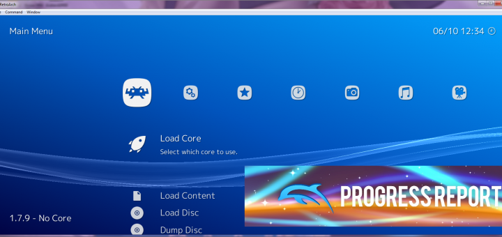 RetroArch 1.7.9 released & a look at Dolphin's August/September 2019 progress report