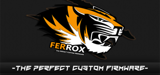 FERROX 4.85 CFW released for the PS3 & RetroArch 1.8.1 is out!