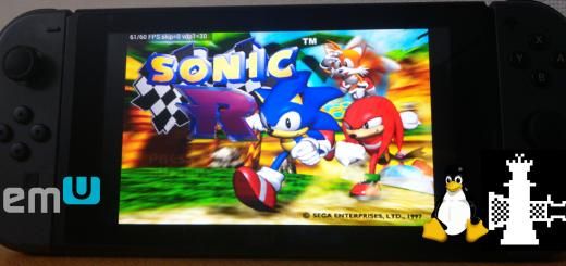 News: Nintendo Switch gets Sega Saturn emulator with playable performance in some games, Cemu (Wii U emulator) 1.15.19 publicly released with account management & checkra1n coming to Linux soon!