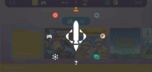 Switch: A look at uLaunch, a HOME Menu Replacement by XorTroll & the release of its second version - Comes with Quick Menu, better Settings Menu, Power Menu and more!
