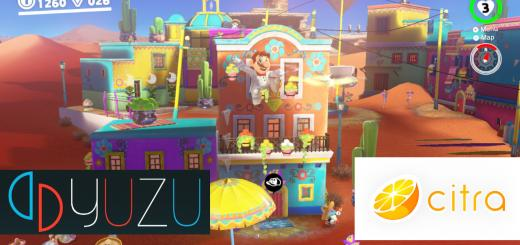 Emulation News: Yuzu (Switch) gains Vulkan support bringing greatly improved performance especially on AMD GPUs; Citra (3DS) gets proper V-Sync & disk cached shaders to eliminate tearing and stuttering!