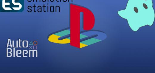 PlayStation Classic & 3DS News: AutoBleem 0.9 & RetroBoot 1.1 released for the PSC & Luma 3DS 10.1/10.1.1 released with faster shutdowns, BPS patch support and FW 4.x Boot Fix