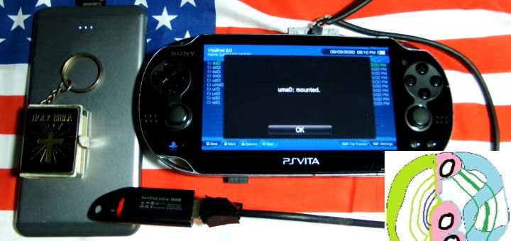 PSVita News: A summary of State of CBPS - Many releases for the Vita, unveiling CBPSDB together with attempts to use Vita Mystery Port & Slim's Micro USB port for external storage!