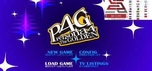 Vita & Switch News: Persona 4 Golden 720p and 1080p patch released for the Vita & SX Core units start shipping with SX Lite to ship next week!