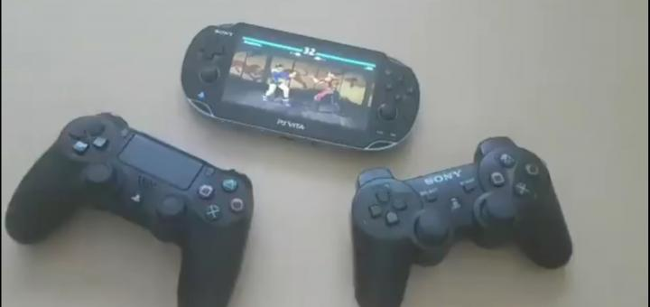 PSVita Release: ds34vita released allowing one to connect both DualShock 3 & 4 controllers together with some extra features and fixes