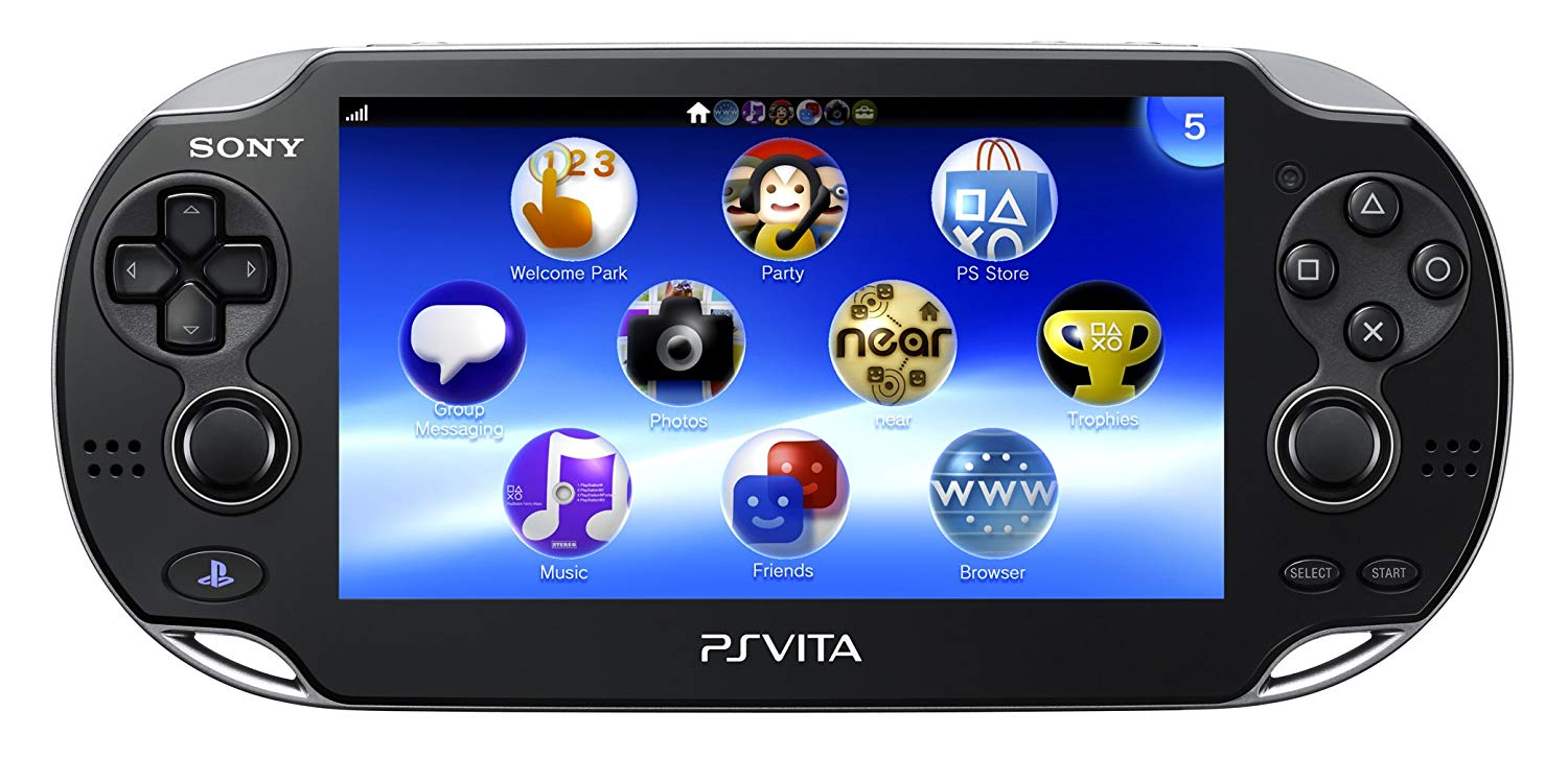 PSVita Release: Double Tap 2 Sleep Plugin Released by Joel16 - Comes with status bar & whole screen variants!
