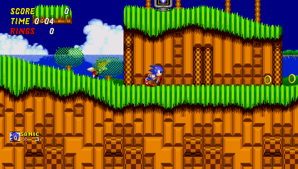 Sonic 1 & 2 get native ports to both the PlayStation Vita & Nintendo Switch thanks to community efforts!