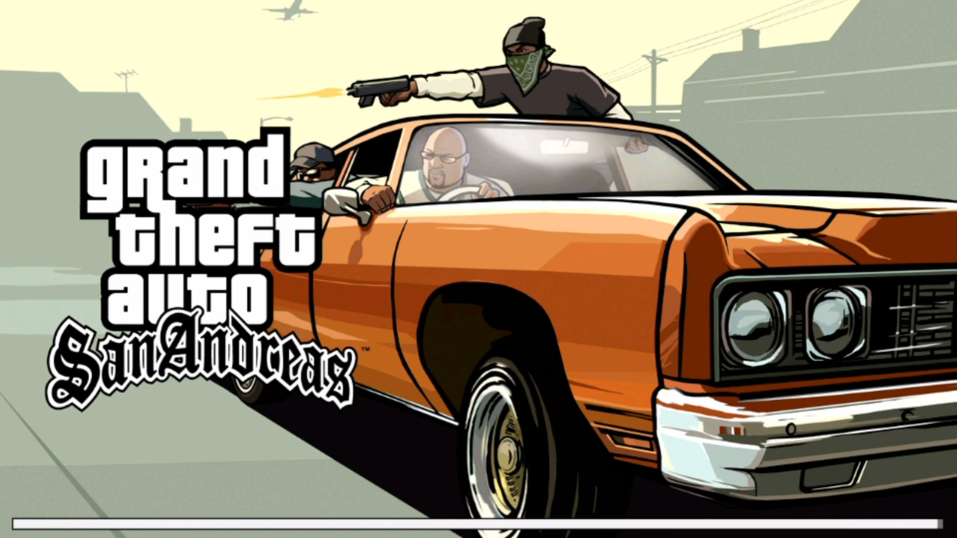 PSVita: Grand Theft Auto San Andreas port seeing significant progress - latest builds are free of graphical glitches and performance is getting better!