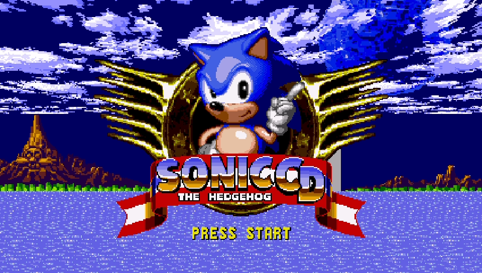 Sonic CD gets a native homebrew port to the PlayStation Vita days after Switch port!