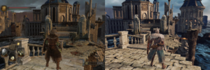 Shows DS2 graphics differences
