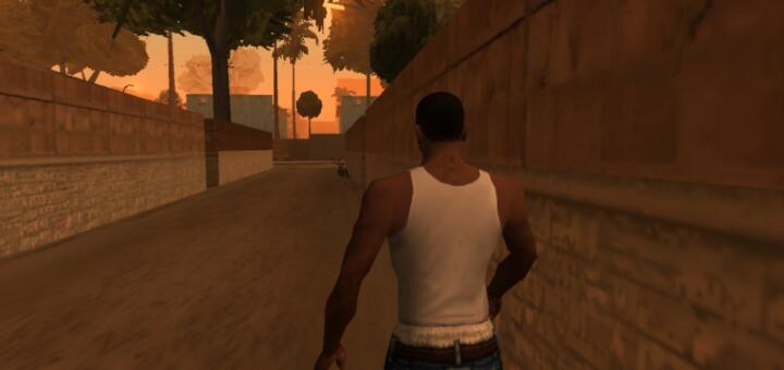 PSVita: Grand Theft Auto San Andreas port receives another update - More optimisations, free aim fix and more!
