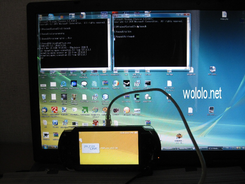 Looking for vulnerabilities in the PSP Firmware - Wololo net